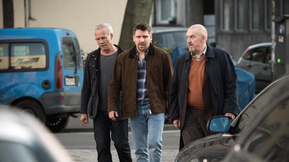 Tatort: Bausünden mit Dietmar Bär, Hanno Koffler und Klaus J. Behrendt
