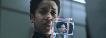 Naomi in The Expanse Staffel 5