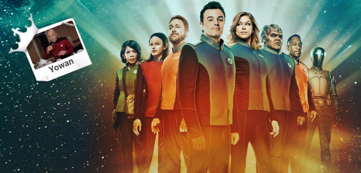 Star Trek ist zurück - und das neue Schiff heißt Orville