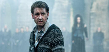 Bild zu:  Harry Potter und die Heiligtümer des Todes 2:Matthew Lewis alsNeville Longbottom