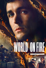 World on Fire - Poster
