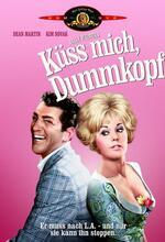 Küss mich, Dummkopf Poster