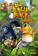 Die Dschungelhelden - Poster