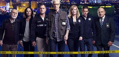 Ein letztes Mal alle zusammen - CSI:Vegas
