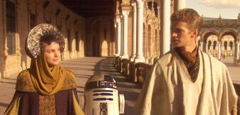Star Wars: R2-D2 in Sevilla
