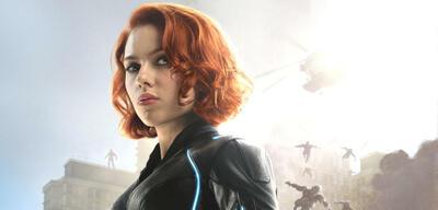 Scarlett Johansson als Black Widow in Avengers: Infinity War
