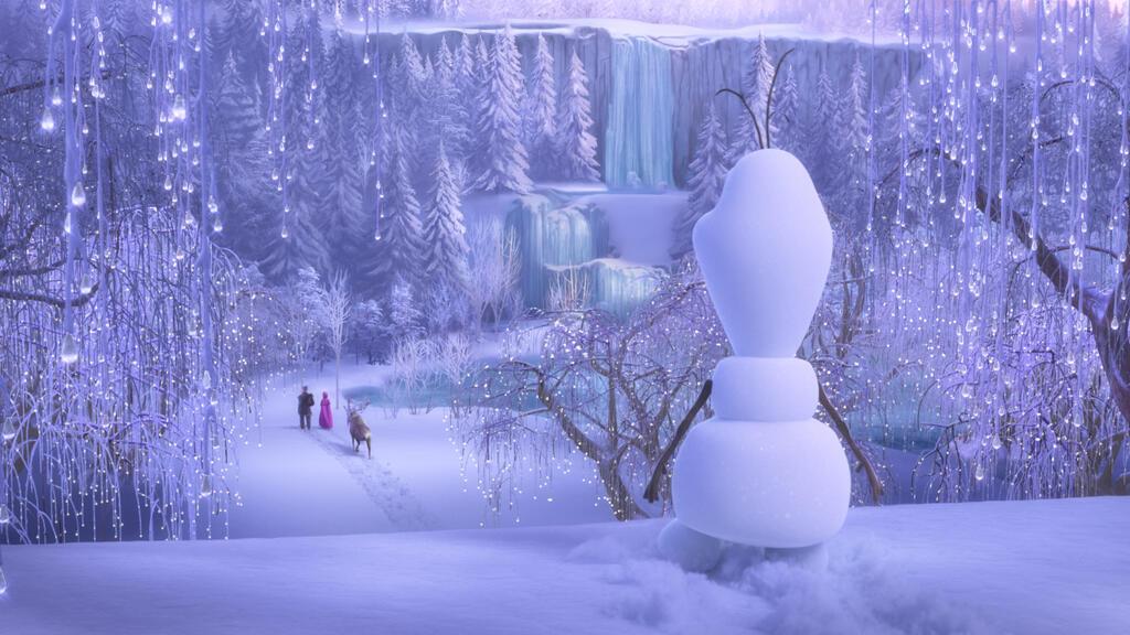 Es war einmal ein Schneemann