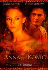 Anna und der König - Poster