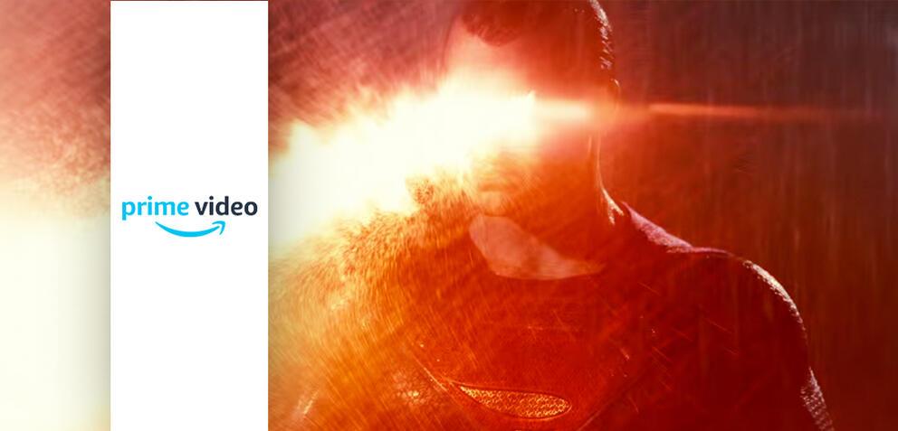 Neu bei Amazon Prime: Batman v Superman