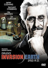 Daleks' Invasion Earth: 2150 A.D. - Poster