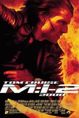 Mission: Impossible 2 - Poster