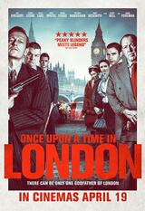 Once Upon a Time in London - Poster