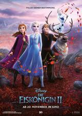 Die Eiskönigin 2 - Poster