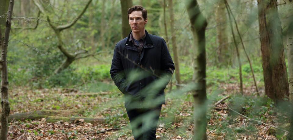Benedict Cumberbatch inThe Child in Time