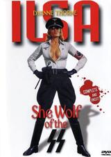 Ilsa, She Wolf of the SS - Poster