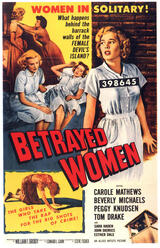 Verratene Frauen - Poster