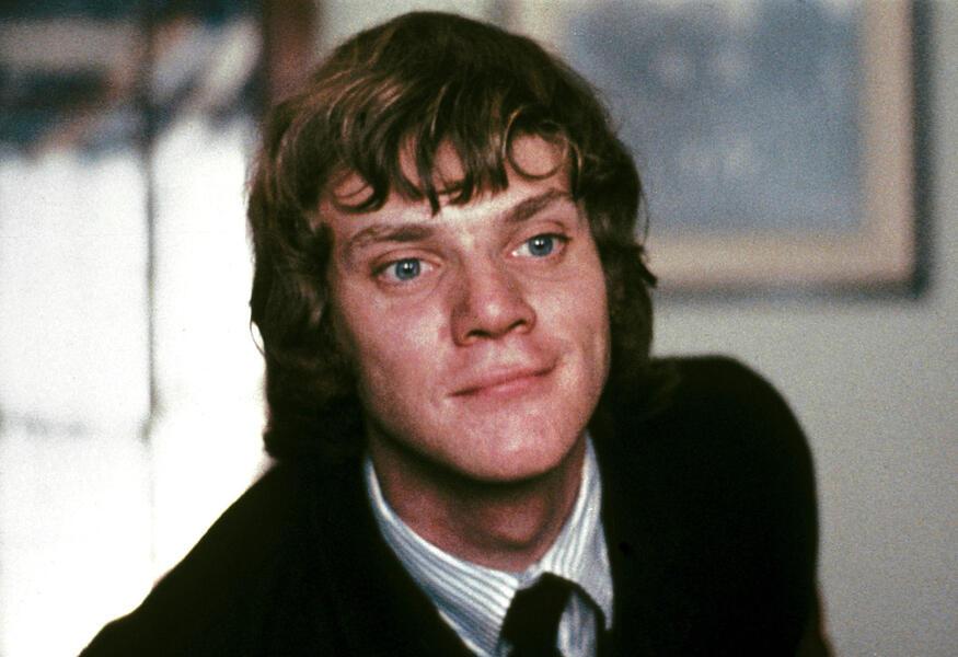Uhrwerk Orange mit Malcolm McDowell