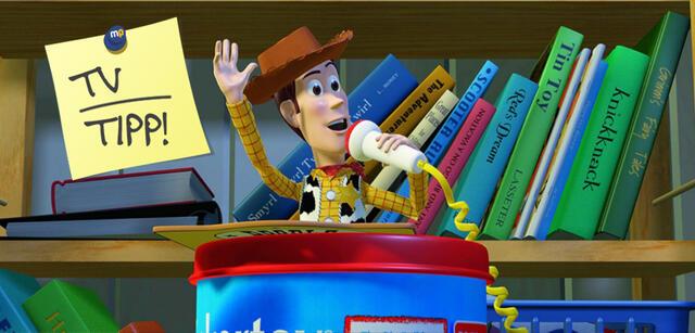 Toy Story Der Pixar Animationsspaß Heute Im Disney Channel