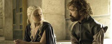 Tyrion als Ratgeber von Daenerys