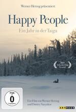 Happy People - Ein Jahr in der Taiga Poster