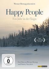 Happy People - Ein Jahr in der Taiga - Poster