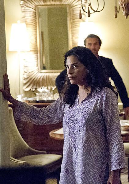 Homeland, Staffel 1 mit Sarita Choudhury