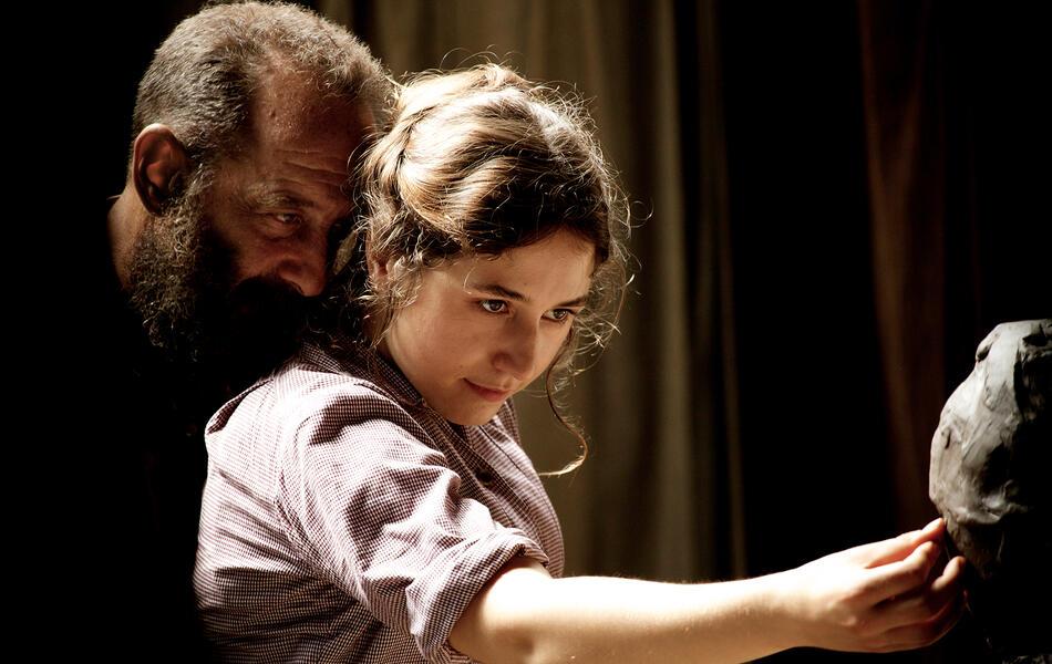 Auguste Rodin mit Vincent Lindon und Izïa Higelin