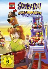 LEGO Scooby-Doo! Strandparty - Poster