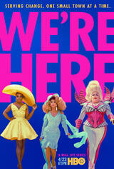 We're Here - Staffel 1 - Poster