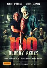 100 Bloody Acres - Poster