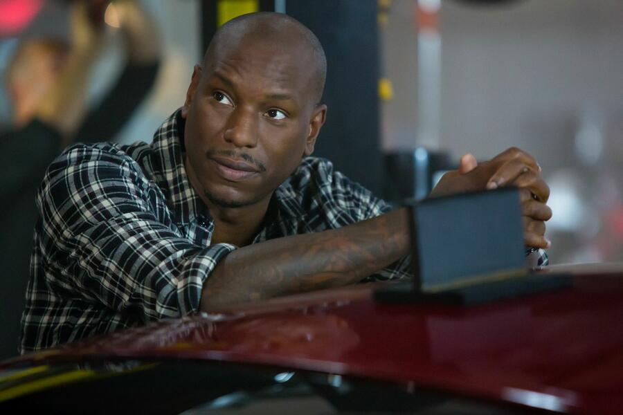 Fast & Furious 8 mit Tyrese Gibson