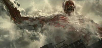 Hunger! Ein Riese aus Attack on Titan