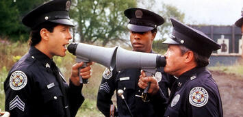 Bild zu:  Police Academy