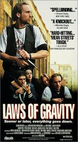 Laws of Gravity - Poster