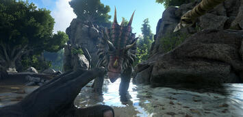 Bild zu:  ARK: Survival Evolved