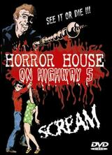 Horror House on Highway Five - Poster