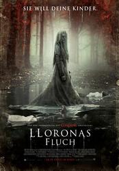 Lloronas Fluch Poster