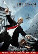 Hitman: Agent 47 - Poster