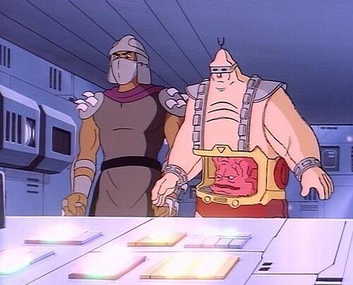Teenage Mutant Hero Turtles - Staffel 1