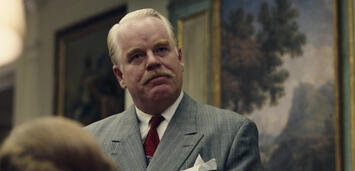 Bild zu:  Philip Seymour Hoffman in The Master