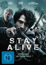 Stay Alive - Überleben um jeden Preis - Poster