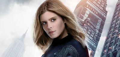 Kate Mara als Sue Storm in Fantastic 4