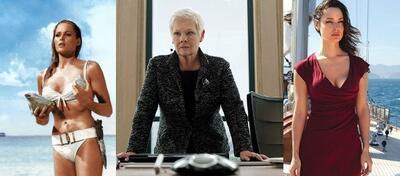 Die Entwicklung der Frauen bei James Bond