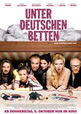 Unter deutschen Betten - Poster