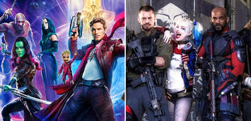 Bild zu:  Suicide Squad und Guardians of the Galaxy