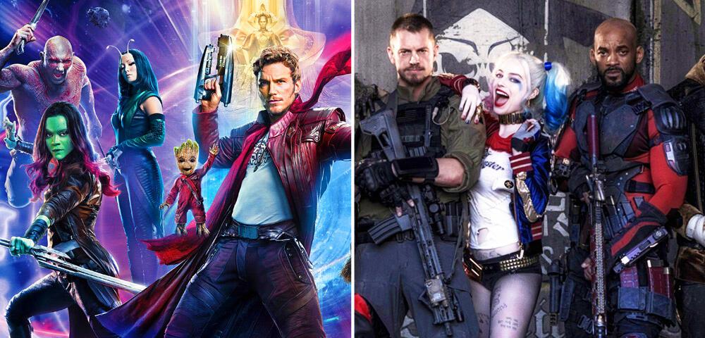 Suicide Squad 2 steuert tatsächlich auf Guardians of the Galaxy-Reunion zu