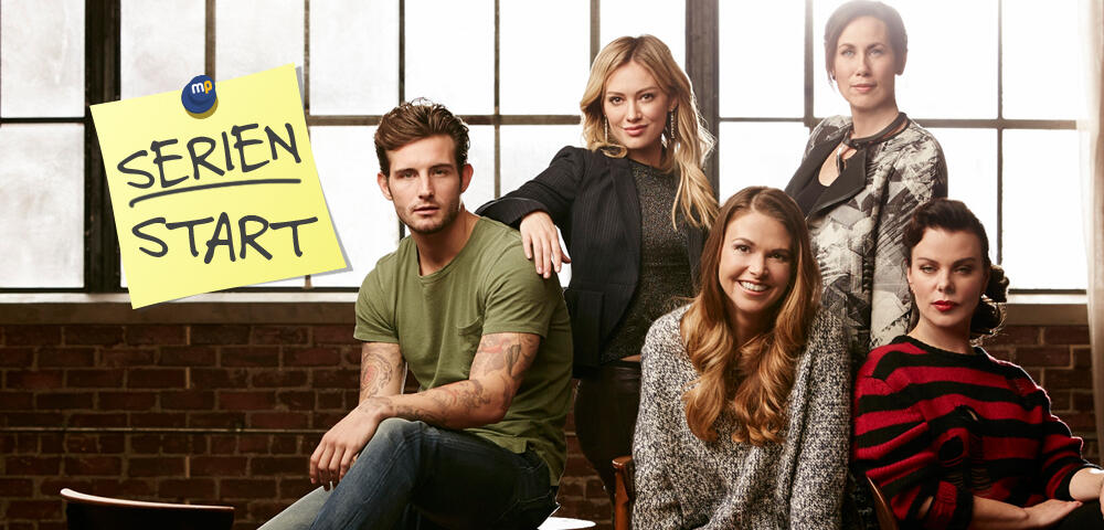 Younger - 3. Staffel der Comedy-Serie des Sex and the City ...
