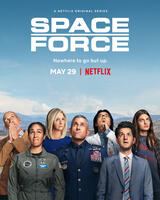 Space Force - Poster