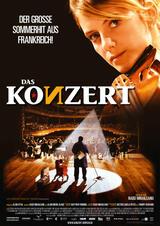 Das Konzert - Poster