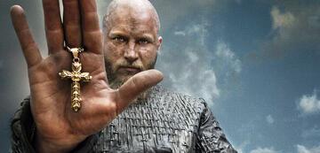 Ragnars Religionskonflikt in Vikings